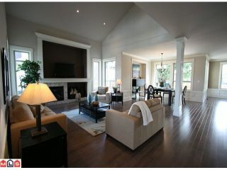"Photo 2: 17320 0A Avenue in Surrey: Pacific Douglas House for sale in ""SUMMERFIELD"" (South Surrey White Rock)  : MLS®# F1108173"