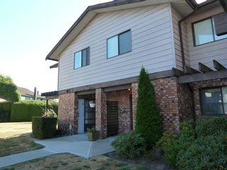 Photo 1: 25 6111 TIFFANY BOULEVARD in Tiffany Estates: Riverdale RI Townhouse for sale ()  : MLS®# V1024028
