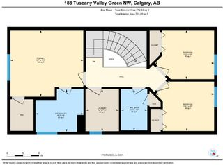 Photo 28: 188 Tuscany Valley Green NW in Calgary: Tuscany Detached for sale : MLS®# A1121281