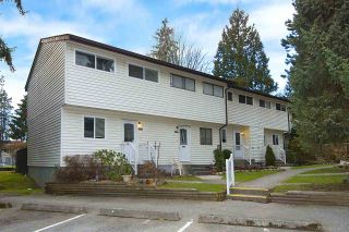 Photo 1: 3271 GANYMEDE DRIVE in Burnaby: Simon Fraser Hills Townhouse for sale (Burnaby North)  : MLS®# R2142251