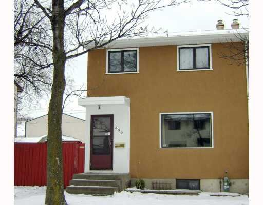 Main Photo: 550 BERWICK Place in WINNIPEG: Fort Rouge / Crescentwood / Riverview Residential for sale (South Winnipeg)  : MLS®# 2821586