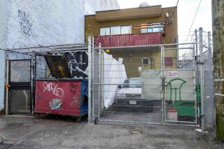 Photo 15: 337-339 E HASTINGS Street in Vancouver: Strathcona Land Commercial for sale (Vancouver East)  : MLS®# C8036810