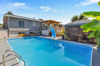 Photo 36: 46072 FIESTA Avenue in Chilliwack: Fairfield Island House for sale : MLS®# R2481319