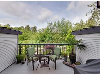 """Photo 2: 112 18777 68A Avenue in Surrey: Clayton Townhouse for sale in """"COMPASS"""" (Cloverdale)  : MLS®# F1312548"""