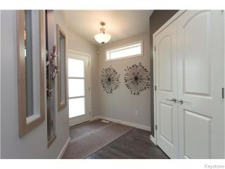 Photo 2: 11 Cotswold Place in Winnipeg: St Vital Residential for sale (South East Winnipeg)  : MLS®# 1606270