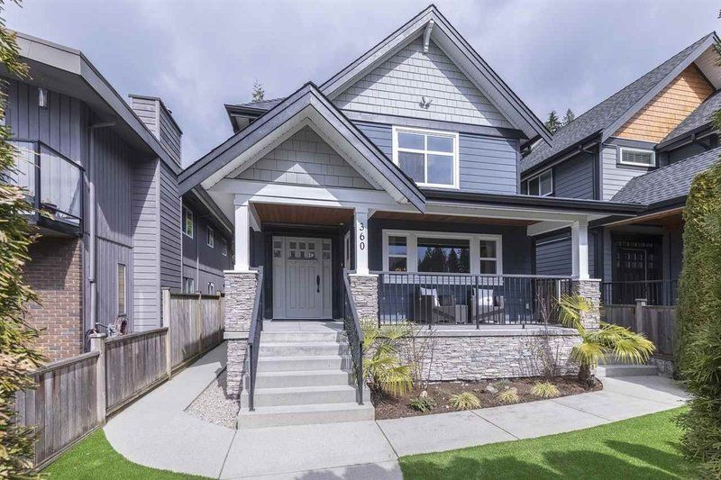 Main Photo: 360 East 21st Street in North Vancouver: Central Lonsdale House for sale : MLS®# R2252273