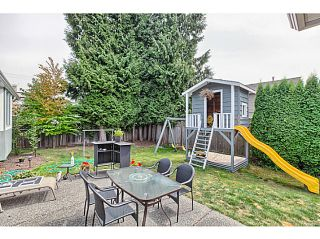 """Photo 18: 1241 MALVERN Place in Tsawwassen: Cliff Drive House for sale in """"CLIFF DRIVE"""" : MLS®# V1140887"""