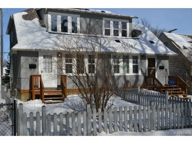 Main Photo: 729 Rathgar Avenue in WINNIPEG: Manitoba Other Residential for sale : MLS®# 1504212