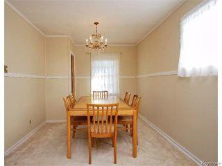 Photo 4: 823 Manhattan Avenue in WINNIPEG: East Kildonan Residential for sale (North East Winnipeg)  : MLS®# 1517538