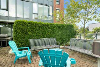 """Photo 28: 322 3228 TUPPER Street in Vancouver: Cambie Condo for sale in """"THE OLIVE"""" (Vancouver West)  : MLS®# R2481679"""