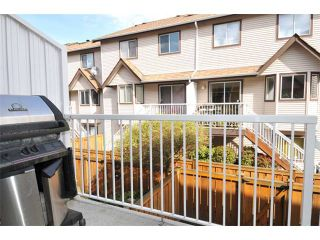 "Photo 9: 19 2352 PITT RIVER Road in Port Coquitlam: Mary Hill Townhouse for sale in ""SHAUGHNESSY ESTATES"" : MLS®# V945682"