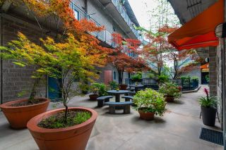 """Photo 2: 217 2001 WALL Street in Vancouver: Hastings Condo for sale in """"Cannery Row"""" (Vancouver East)  : MLS®# R2601895"""