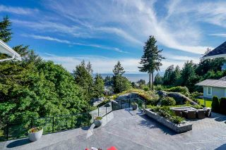 Photo 36: 5844 FALCON Road in West Vancouver: Eagleridge House for sale : MLS®# R2535893