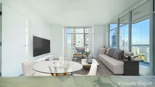 """Photo 5: 2510 4670 ASSEMBLY Way in Burnaby: Metrotown Condo for sale in """"STATION SQUARE"""" (Burnaby South)  : MLS®# R2625732"""