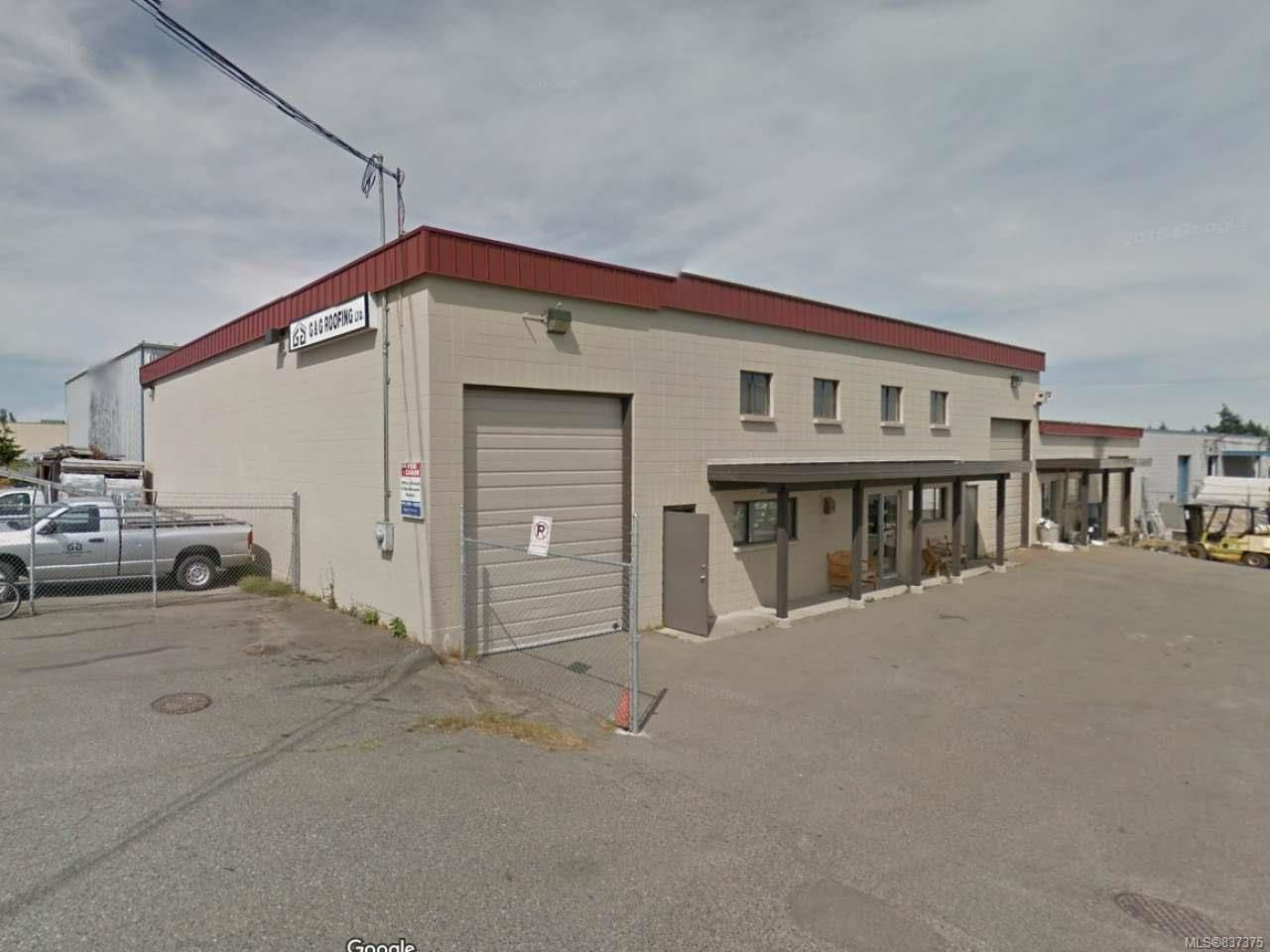Photo 1: Photos: D 1830 Fremont Rd in NANAIMO: Na Diver Lake Industrial for lease (Nanaimo)  : MLS®# 837375