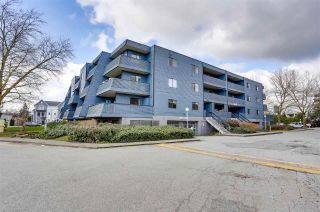 "Photo 1: 109 5906 176A Street in Surrey: Cloverdale BC Condo for sale in ""Wyndham Estates"" (Cloverdale)  : MLS®# R2602701"