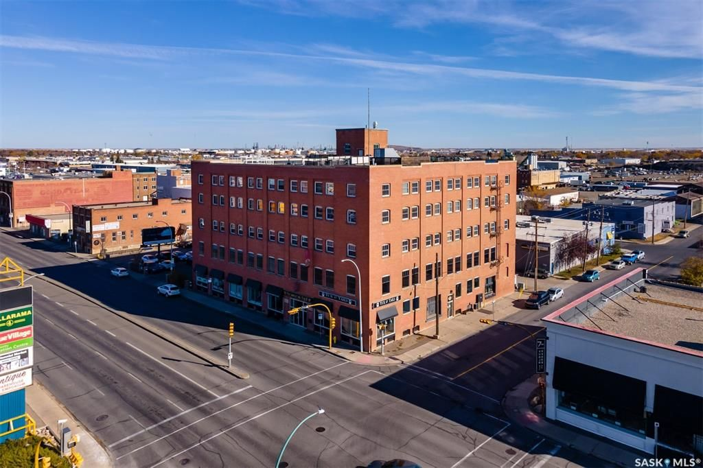 Main Photo: 508 1275 Broad Street in Regina: Warehouse District Residential for sale : MLS®# SK867757