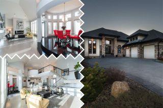 Photo 1: 4204 Westcliff Court in Edmonton: Zone 56 House for sale : MLS®# E4225496
