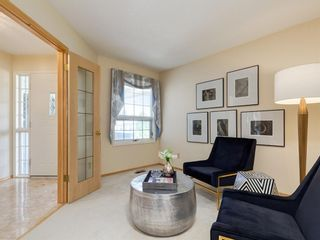 Photo 5: 25 PUMP HILL Landing SW in Calgary: Pump Hill Semi Detached for sale : MLS®# A1013787