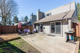 """Photo 12: 24 3397 HASTINGS Street in Port Coquitlam: Woodland Acres PQ Townhouse for sale in """"MAPLE CREEK"""" : MLS®# R2393371"""