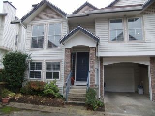 """Photo 1: 15 8716 WALNUT GROVE Drive in Langley: Walnut Grove Townhouse for sale in """"Willow Arbour"""" : MLS®# F1324550"""