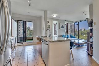 """Photo 12: 607 7368 SANDBORNE Avenue in Burnaby: South Slope Condo for sale in """"MAYFAIR PLACE"""" (Burnaby South)  : MLS®# R2598493"""