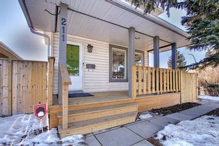 Photo 2: 211 Doverglen Crescent SE in Calgary: Dover Detached for sale : MLS®# A1060305