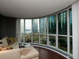 """Photo 19: 606 588 BROUGHTON Street in Vancouver: Coal Harbour Condo for sale in """"HARBOURSIDE PARK"""" (Vancouver West)  : MLS®# V929712"""