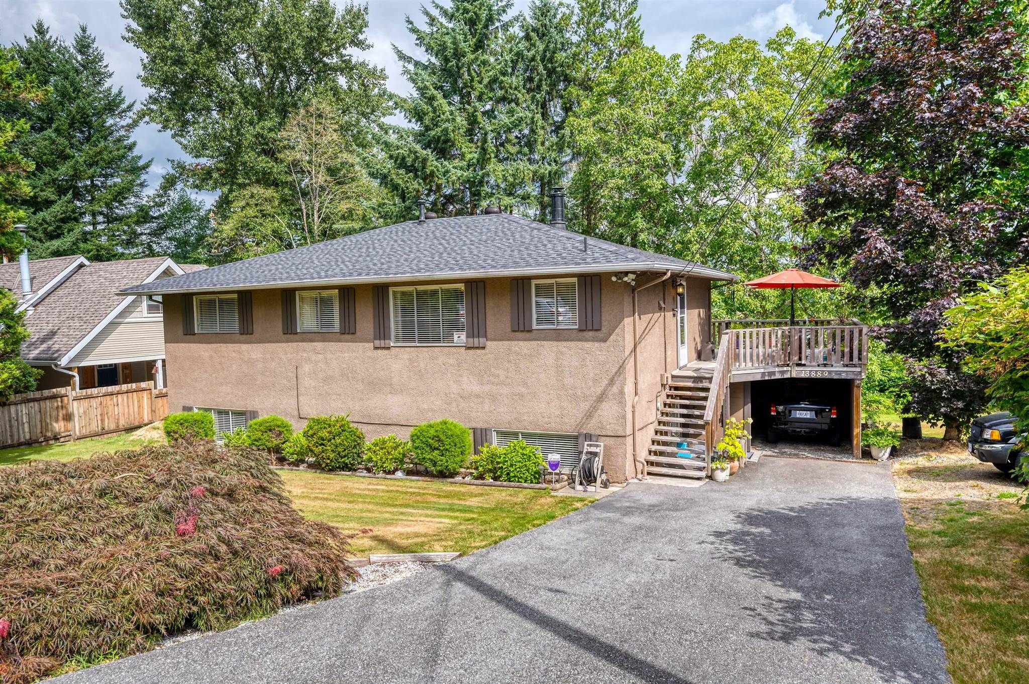 Main Photo: 13889 115 Avenue in Surrey: Bolivar Heights House for sale (North Surrey)  : MLS®# R2608743