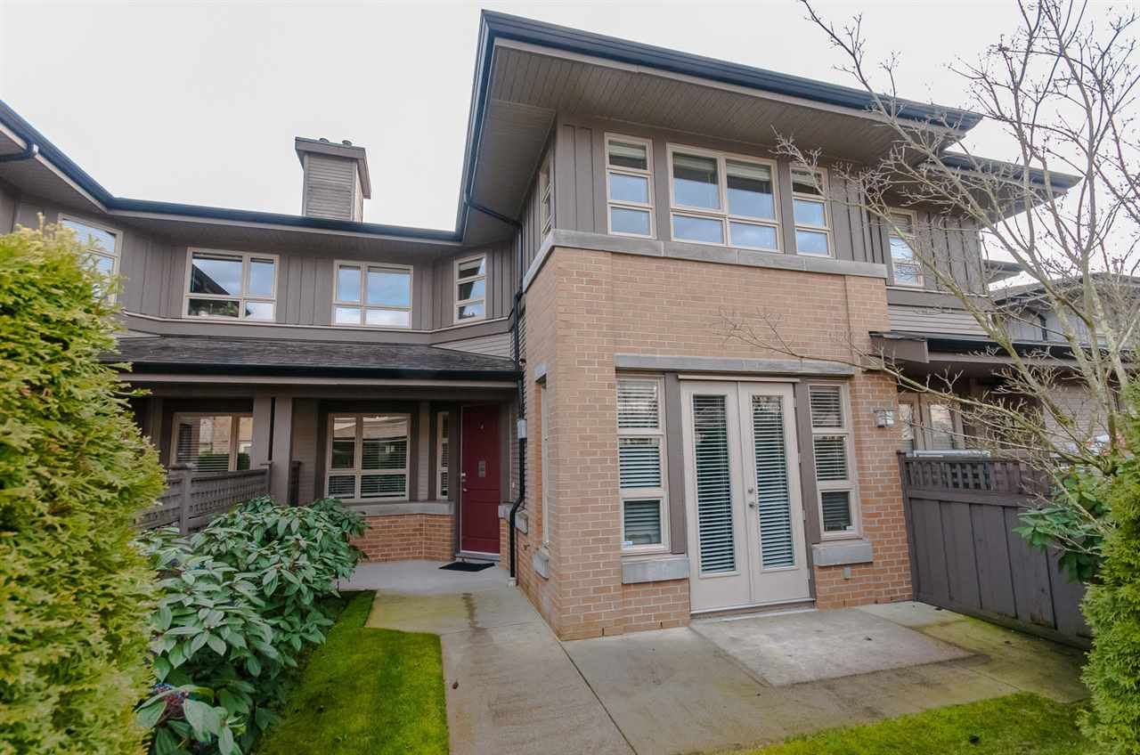 Main Photo:  in Richmond: McLennan North Townhouse for sale : MLS®# R2333593