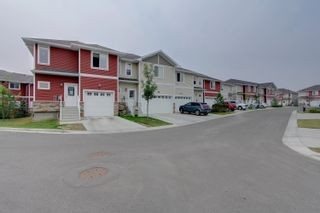Photo 2: 51 450 MCCONACHIE Way in Edmonton: Zone 03 Townhouse for sale : MLS®# E4257089