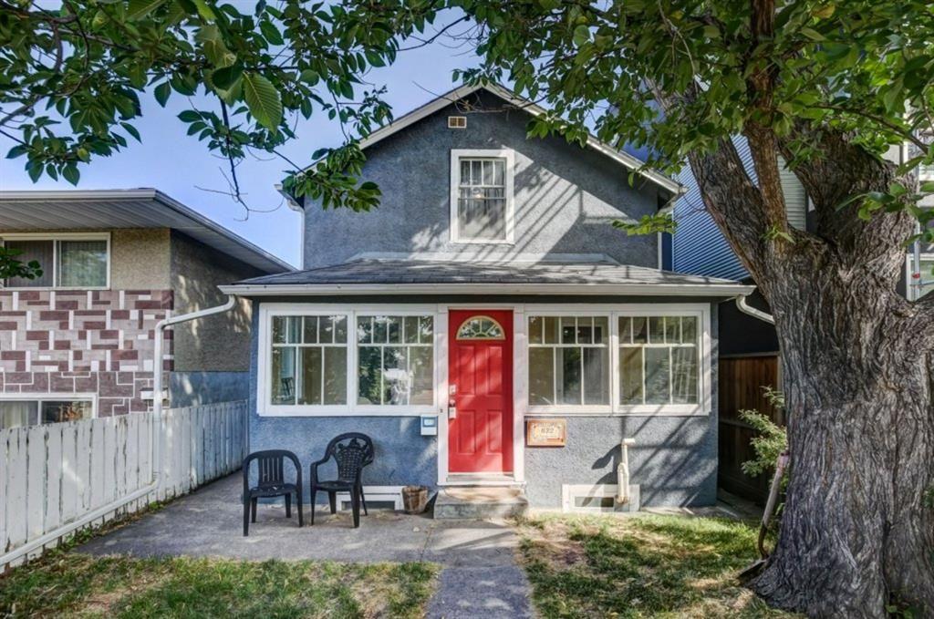 Main Photo: 832 Mcpherson Road NE in Calgary: Bridgeland/Riverside Detached for sale : MLS®# A1132256