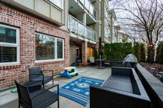 "Photo 23: 111 2373 ATKINS Avenue in Port Coquitlam: Central Pt Coquitlam Condo for sale in ""THE CARMANDY"" : MLS®# R2554819"
