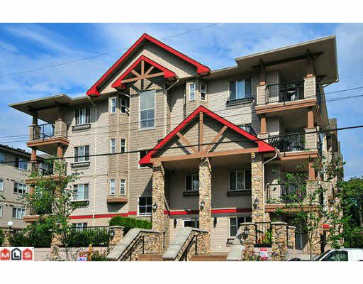 Main Photo: 308 5438 198TH STREET in : Langley City Condo for sale : MLS®# F2920415