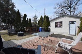 Photo 19: 336 Henderson Highway in Winnipeg: East Kildonan Residential for sale (3A)  : MLS®# 202107929