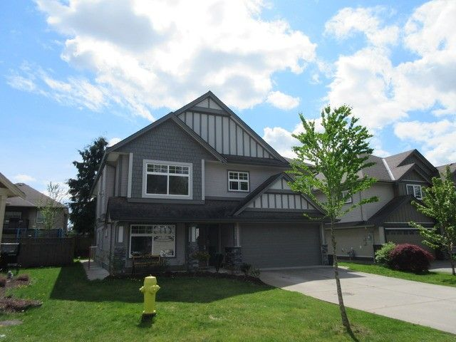 Main Photo: 32496 ABERCROMBIE PL in Mission: Mission BC House for sale : MLS®# F1439262