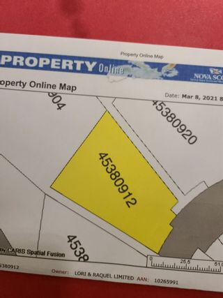 Photo 1: Lot 24 Jorphie Drive in Mount Uniacke: 105-East Hants/Colchester West Vacant Land for sale (Halifax-Dartmouth)  : MLS®# 202104200