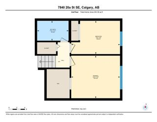 Photo 26: 7840 20A Street SE in Calgary: Ogden Semi Detached for sale : MLS®# A1070797