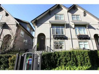 """Photo 2: 691 PREMIER Street in North Vancouver: Lynnmour Townhouse for sale in """"WEDGEWOOD"""" : MLS®# V1106662"""