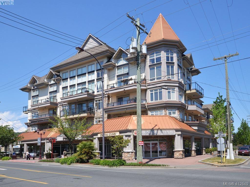 Main Photo: 418 866 Goldstream Ave in VICTORIA: La Langford Proper Condo for sale (Langford)  : MLS®# 818679
