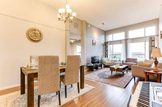 """Photo 8: 414 3178 DAYANEE SPRINGS BL in Coquitlam: Westwood Plateau Condo for sale in """"TAMARACK BY POLYGON"""" : MLS®# R2518198"""