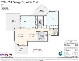 """Photo 26: 206 1521 GEORGE Street: White Rock Condo for sale in """"BAYVIEW PLACE"""" (South Surrey White Rock)  : MLS®# R2581585"""