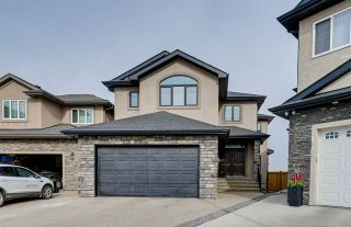 Photo 1: 205 ALBANY Drive in Edmonton: Zone 27 House for sale : MLS®# E4236986