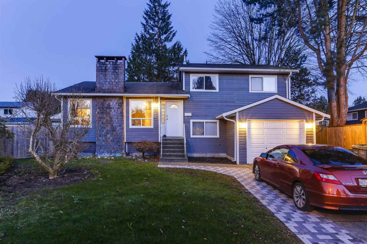 Main Photo: 1205 SECRET Court in Coquitlam: New Horizons House for sale : MLS®# R2437019