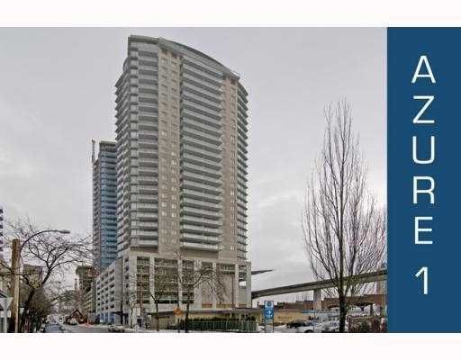 "Main Photo: 2207 898 CARNARVON Street in New_Westminster: Downtown NW Condo for sale in ""AZURE TOWER 1"" (New Westminster)  : MLS®# V752708"