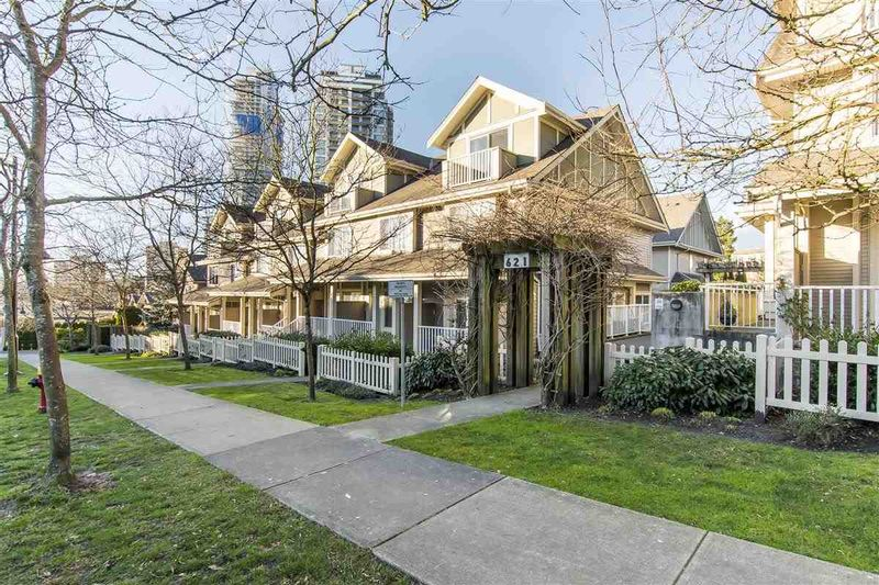 FEATURED LISTING: 20 - 621 LANGSIDE Avenue Coquitlam