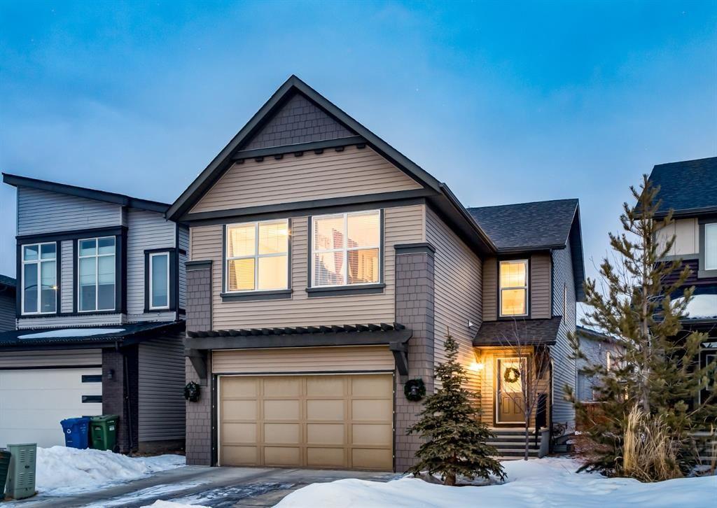 Main Photo: 198 Walden Terrace SE in Calgary: Walden Detached for sale : MLS®# A1076176