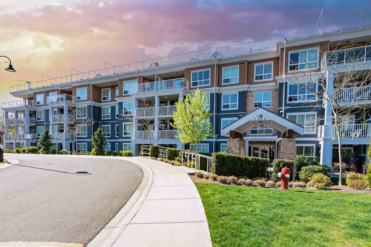 """Main Photo: 209 6470 194 Street in Surrey: Clayton Condo for sale in """"WATERSTONE"""" (Cloverdale)  : MLS®# R2568293"""