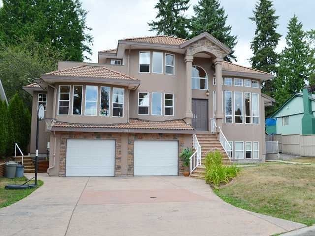 """Main Photo: 2201 HAVERSLEY Avenue in Coquitlam: Central Coquitlam House for sale in """"MUNDY PARK"""" : MLS®# R2141892"""
