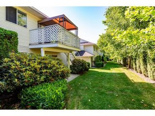 """Photo 38: 34 31255 UPPER MACLURE Road in Abbotsford: Abbotsford West Townhouse for sale in """"Country Lane Estates"""" : MLS®# R2595353"""